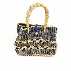 Handmade  Mini Tote